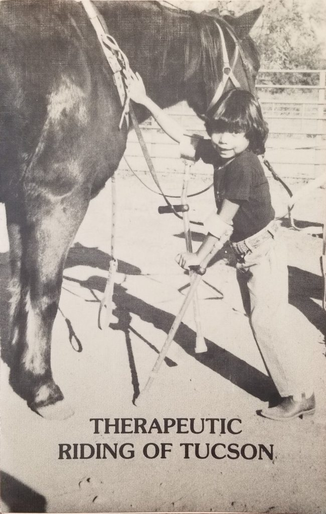 trot history child image